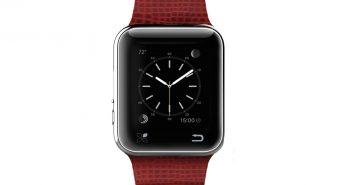 """ล้ำหน้าโชว์ อื้อหื้อ!! ค่าย Oplus Tek จากจีน เปิดตัว  """" Apple Watch รุ่นจีนเเดง """" ราคาเเค่พันกว่าบาท"""
