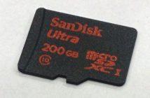 ล้ำหน้าโชว์ sandisk-200GB-microSD-214x140 Sandisk เปิดตัว microSD ขนาด 200GB!!