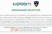 ล้ำหน้าโชว์ SNAG-0024-214x140 kaspersky แจกโปรแกรมถอดรหัส Ransomware ฟรี