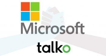"""ล้ำหน้าโชว์ MSTalkoTN-351x185 Microsoft ซื้อกิจการ startup """"Talko"""" เสริมแกร่งให้แอพฯ Skype"""