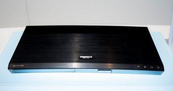 ล้ำหน้าโชว์ Samsung เปิดให้ pre-order เครื่องเล่น Blu-ray 4K ตัวแรกของค่ายได้แล้ว ! Samsung CES 2016 Blu-ray player Blu-ray 4K ULTRA HD 46 UHD
