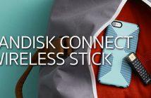 ล้ำหน้าโชว์ sandisk-wireless-214x140 SanDisk Connect Wireless Stick แฟลชไดร์ฟ 200GB เชื่อมต่อผ่าน Wi-Fi