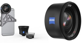 ล้ำหน้าโชว์ ตากล้องเตรียมเสียเงิน!! ZEISS ค่ายเลนส์ยักษ์ใหญ่เผยโฉมอุปกรณ์เสริม ExoLens มาคู่กับ Carl Zeiss เลนส์เทพสำหรับสมาร์ทโฟน Wide-Angle Telephoto ExoLens Carl Zeiss