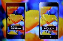 ล้ำหน้าโชว์ ราคาต้นทุนผลิตของจอแบบ AMOLED ถูกกว่าจอ LCD แล้ว LCD AMOLED