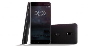 Nokia 6 (โนเกีย 6) android smartphone