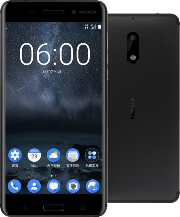 ล้ำหน้าโชว์ Nokia-6 เผยโฉม Nokia 6 การกลับมาสู่ตลาดสมาร์ทโฟนอีกครั้งของโนเกีย