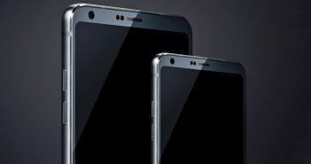 ล้ำหน้าโชว์ LG ยื่นจดเครื่องหมายการค้าเกี่ยวกับ LG G6 ถึง 8 รายการ