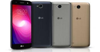 ล้ำหน้าโชว์ LG เผยโฉม LG X Power 2 มือถือแบตอึด 4,500 mAh