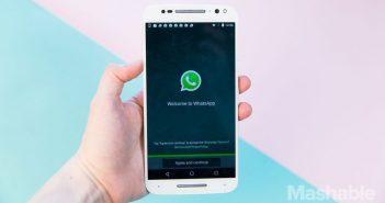 ล้ำหน้าโชว์ WhatsApp มียอดผู้ใช้ประจำทะลุ 200 ล้านคนในอินเดีย