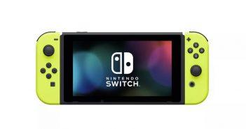 ล้ำหน้าโชว์ nintendo-1-351x185 Nintendo Switch ออกสีใหม่ สีเขียวนีออน และ ชุดแบตเตอร์รี่ AA สำหรับ Joy-Controller