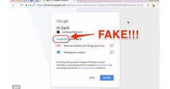 ล้ำหน้าโชว์ อันตราย! ระวังอีเมลปลอมเป็น Google Docs หลอกล่อเหยื่อใน Gmail