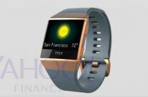 ล้ำหน้าโชว์ fitbit-214x140 หลุดภาพ Fitbit Smartwatch รุ่นใหม่คาดเปิดตัวปลายปี