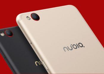 Nubia N2 สมาร์ทโฟนแบตอึด 5000 mAh ราคา 7990 บาท
