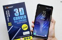 ล้ำหน้าโชว์ TPG-3d-uag-214x140 Commy เอาใจสาวกจอโค้ง Samsung Galaxy S8 และ S8+ กระจกกันรอยTPG 3D Version 2 ปกป้องทุกองศา (รองรับเคส UAG)