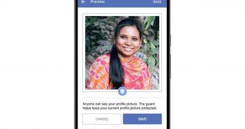 ล้ำหน้าโชว์ photo-guard-351x185 Facebook ทดสอบฟีเจอร์ป้องกันการเซฟภาพโปรไฟล์