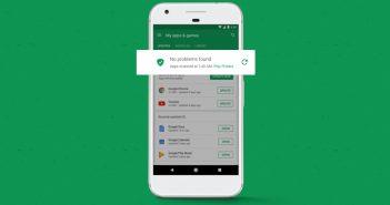 ล้ำหน้าโชว์ Google-Play-Protect-351x185 กูเกิลปล่อยฟีเจอร์ Play Protect สำหรับป้องกันอุปกรณ์แอนดรอยด์จากมัลแวร์