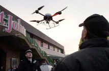 ล้ำหน้าโชว์ drone-214x140 สหราชอาณาจักรออกกฎหมายควบคุมการใช้โดรนขนาดใหญ่
