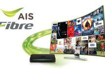 ล้ำหน้าโชว์ โปรโมชั่น AIS Fibre Power 4 แพ็กเกจใหม่ มอบความบันเทิงไม่อั้น ทั้งในบ้าน+นอกบ้าน AIS PLAYBOX AIS Fibre AIS