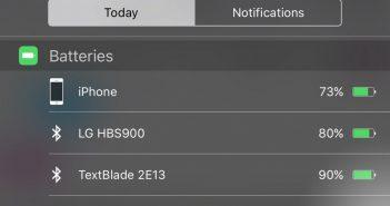 ล้ำหน้าโชว์ bluetooth-battery-2-351x185 Android เวอร์ชั่นถัดไปอาจจะมีการแสดงผลระดับแบตเตอรี่ของอุปกรณ์บลูทูธ