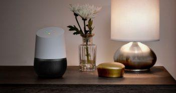 ล้ำหน้าโชว์ google-home-351x185 กูเกิลเตรียมเพิ่มฟีเจอร์โทรศัพท์ลงไปในลำโพง Google Home