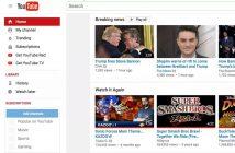 ล้ำหน้าโชว์ youtube-1-214x140 YouTube เพิ่ม Breaking News ลงในหน้าโฮมเพจและแอพฯบนมือถือ