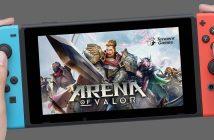 ล้ำหน้าโชว์ Arena-of-Valor-NS-214x140 Tencent ประกาศส่ง ROV ลง Nintendo Switch ใช้ชื่อ Arena of Valor