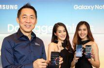 ล้ำหน้าโชว์ Samsung-Galaxy-Note8-launch-214x140 ซัมซุง กาแลคซี่ โน้ต8 ในไทยผลตอบรับเกินคาด ยอดจองเพิ่มขึ้นกว่าเดิมเท่าตัว!