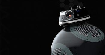 ล้ำหน้าโชว์ Sphero วางขายหุ่น R2-D2 เพิ่มเติม พร้อมเปิดตัวหุ่น BB-9E แฝดคนละฝาของ BB-8 ใน Star Wars: The Last Jedi Star Wars BB-9E