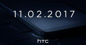 ล้ำหน้าโชว์ HTC ร่อนบัตรเชิญงานเปิดตัวมือถือใหม่ต้นเดือน 11 คาด! เป็น HTC U11 Plus HTC U11 Plus htc