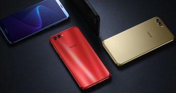 ล้ำหน้าโชว์ Honor-V10-all-351x185 Huawei เปิดตัว Honor V10 ที่ประเทศจีน หน้าจอ 18:9 ชิป Kirin 970 แอนดรอยด์ Oreo จากโรงงาน