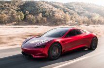 ล้ำหน้าโชว์ Roadster_Front_58-214x140 Tesla เปิดตัว Roadster รุ่นใหม่ ความเร็วสูงสุด 400 กม/ชั่วโมง วิ่งได้ 1,000 กิโลเมตร เริ่มต้น 6.5 ล้านบาท