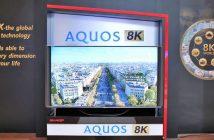 ล้ำหน้าโชว์ Sharp เปิดตัว AQUOS 8K TV คมชัด มากกว่า Full HD ถึง 16 เท่า sharp