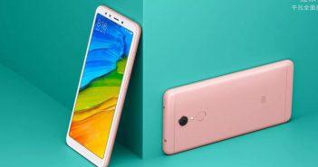 ล้ำหน้าโชว์ DQLzpU1UIAEsyoB-1-351x185 Xiaomi เปิดตัว Redmi 5 อย่างเป็นทางการ หน้าจอ 18:9 เริ่มต้นที่ 3,9xx บาท