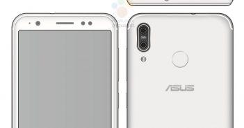 ล้ำหน้าโชว์ หลุดภาพ ASUS ZenFone 5 หน้าจอ 18:9 และดีไซน์ที่ใกล้เคียง iPhone ZenFone 5 asus
