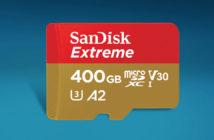 ล้ำหน้าโชว์ Extreme-microSD-400GB-214x140 มาแล้ว! SanDisk Extreme UHS-I microSDXC ความจุ 400GB