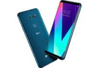 """ล้ำหน้าโชว์ LG เปิดตัวสมาร์ทโฟนรุ่นอัพเกรด LG V30S และ V30S+ """"ThinQ"""" ในงาน MWC ThinQ MWC2018 LG V30S LG"""