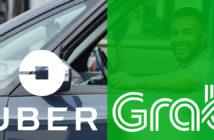 ล้ำหน้าโชว์ uber-grab-214x140 ลือ! Uber เตรียมขายกิจการในอาเซียนทั้งหมดให้กับ GRAB