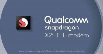 ล้ำหน้าโชว์ Qualcomm เปิดตัว Snapdragon X24 โมเด็ม LTE รองรับความเร็ว 2Gbps ตัวแรกของโลก X24 LTE Snapdragon X24 Snapdragon Qualcomm LTE