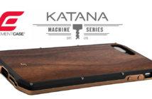 ล้ำหน้าโชว์ Element Case Katana เคสไอโฟน หรูหราจากไม้วอลนัท Element Case