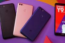 ล้ำหน้าโชว์ Huawei Y9 2018 สมาร์ทโฟน 4 กล้อง เปิดตัวราคาสุดคุ้ม แค่ 6990 บาท Huawei Y9 2018 huawei