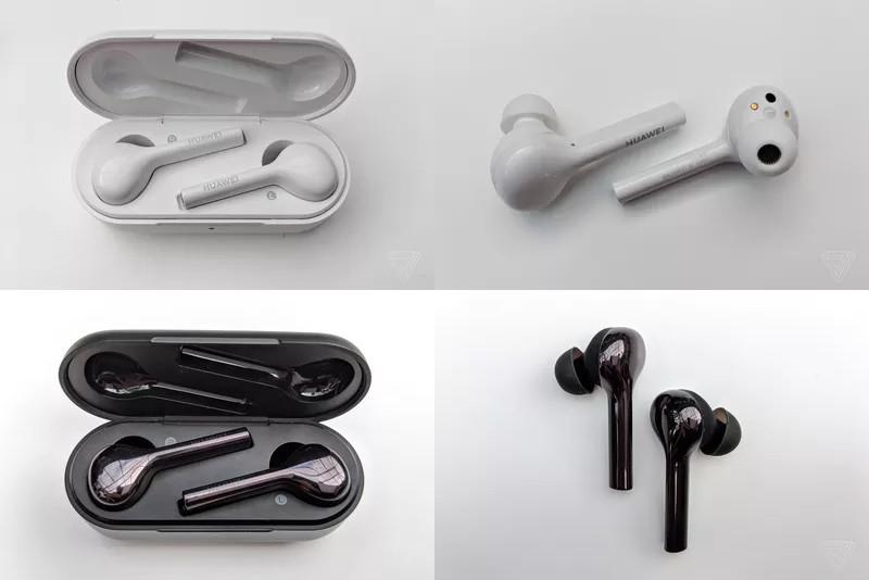 ล้ำหน้าโชว์ Huawei เปิดตัวหูฟังไร้สาย FreeBuds ฝาแฝด AirPods Huawei FreeBuds huawei FreeBuds AirPods