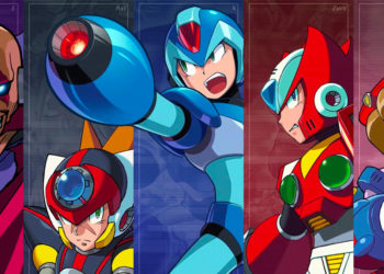 Mega Man X Legacy Collection 1 และ 2