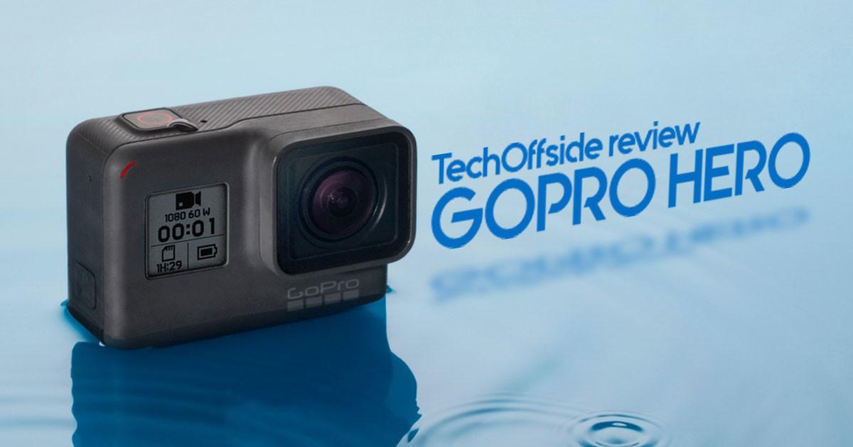 รีวิว GoPro Hero ราคา