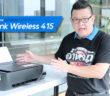 รีวิว HP Ink Tank Wireless 415 ราคา