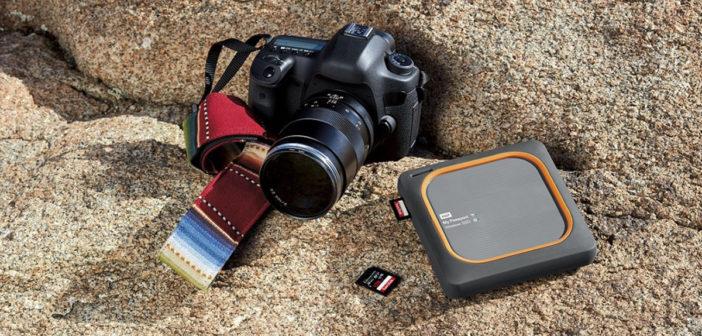 ล้ำหน้าโชว์ My Passport Wireless SSD สำหรับช่างถ่ายภาพและการเก็บข้อมูลคุณภาพสูง WD My Passport