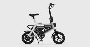 ล้ำหน้าโชว์ Xiaomi HIMO จักรยานไฟฟ้าขนาดเล็ก ราคาแค่ 8600 บาท Xiaomi HIMO eBike