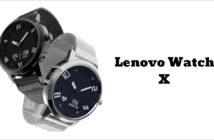 ล้ำหน้าโชว์ Lenovo Watch X ขายหมดเกลี้ยงภายใน 15 วิ หลังเปิดจำหน่ายครั้งแรกในจีน smartwatch Lenovo Watch X Lenovo