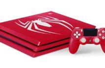 ล้ำหน้าโชว์ PS4 Pro Spider-Man Limited Edition เครื่องสีแดง วางขาย ก.ย.นี้ Spider-Man PlayStation 4