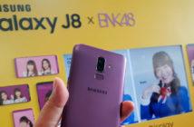 ล้ำหน้าโชว์ Samsung x BNK48 ไม่ใช่แค่พรีเซนเตอร์ Galaxy J8 แต่คือร่วมสร้างดิจิตอลคอนเทนต์ Samsung Galaxy J8 BNK48