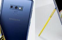 ล้ำหน้าโชว์ samsung-note-9-leaks-214x140 หลุดชัดๆ Samsung Galaxy Note 9 ที่เครื่องกับ S-Pen มาคนละสี?